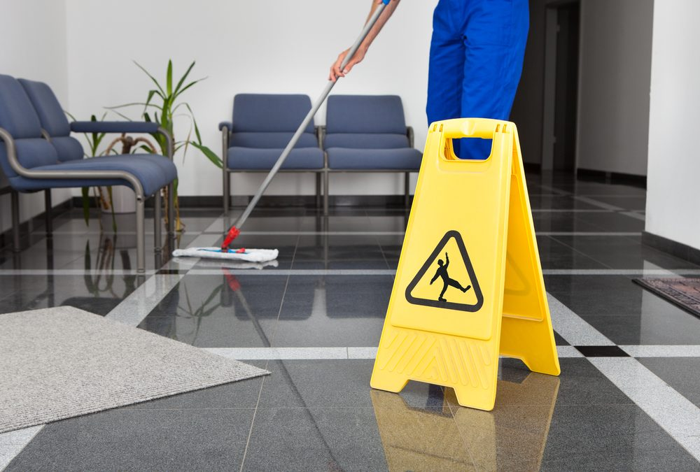 How safe is your cleaning provider?