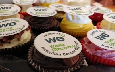 Cupcakes for Macmillan